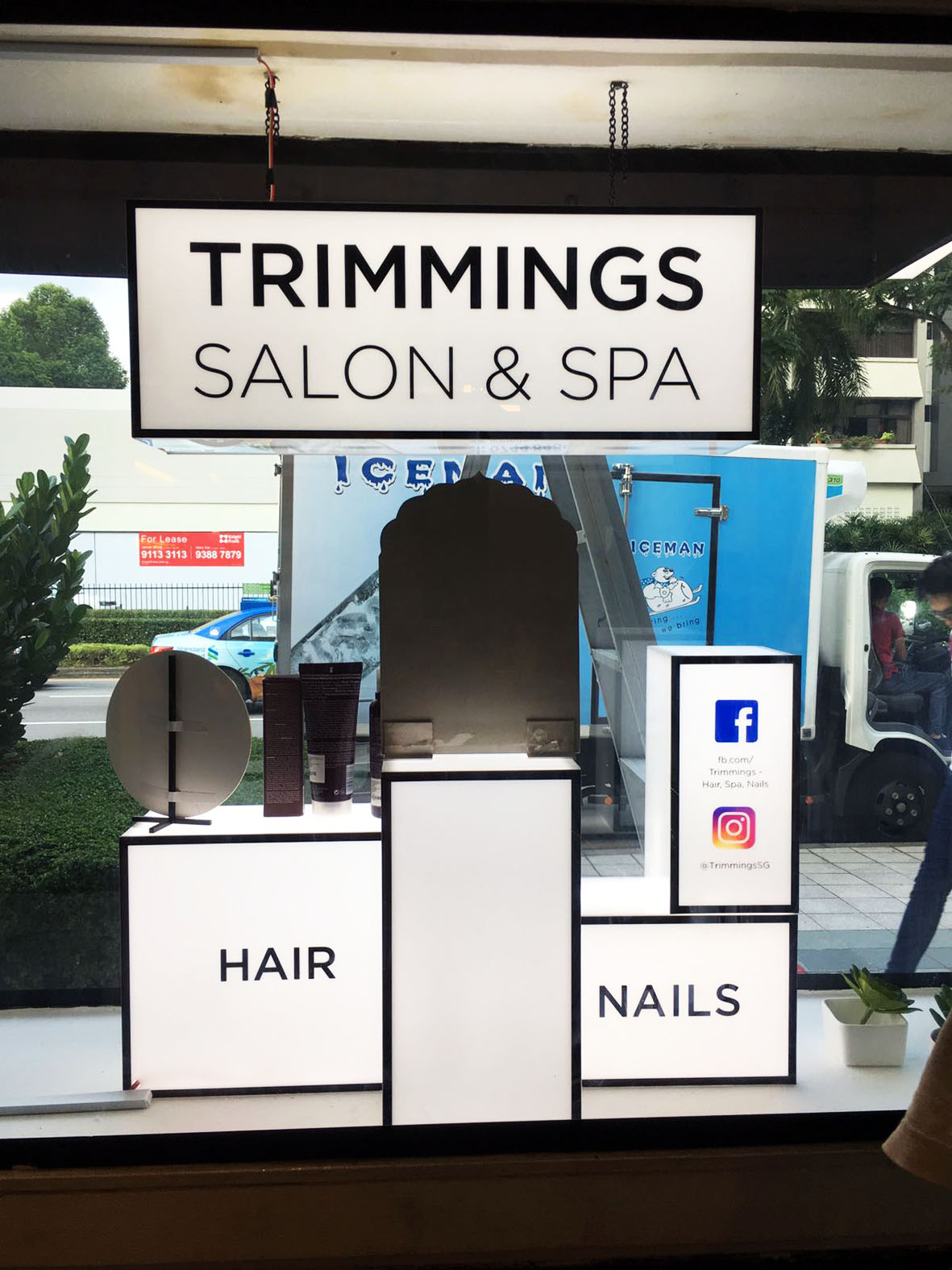Trimmings Salon