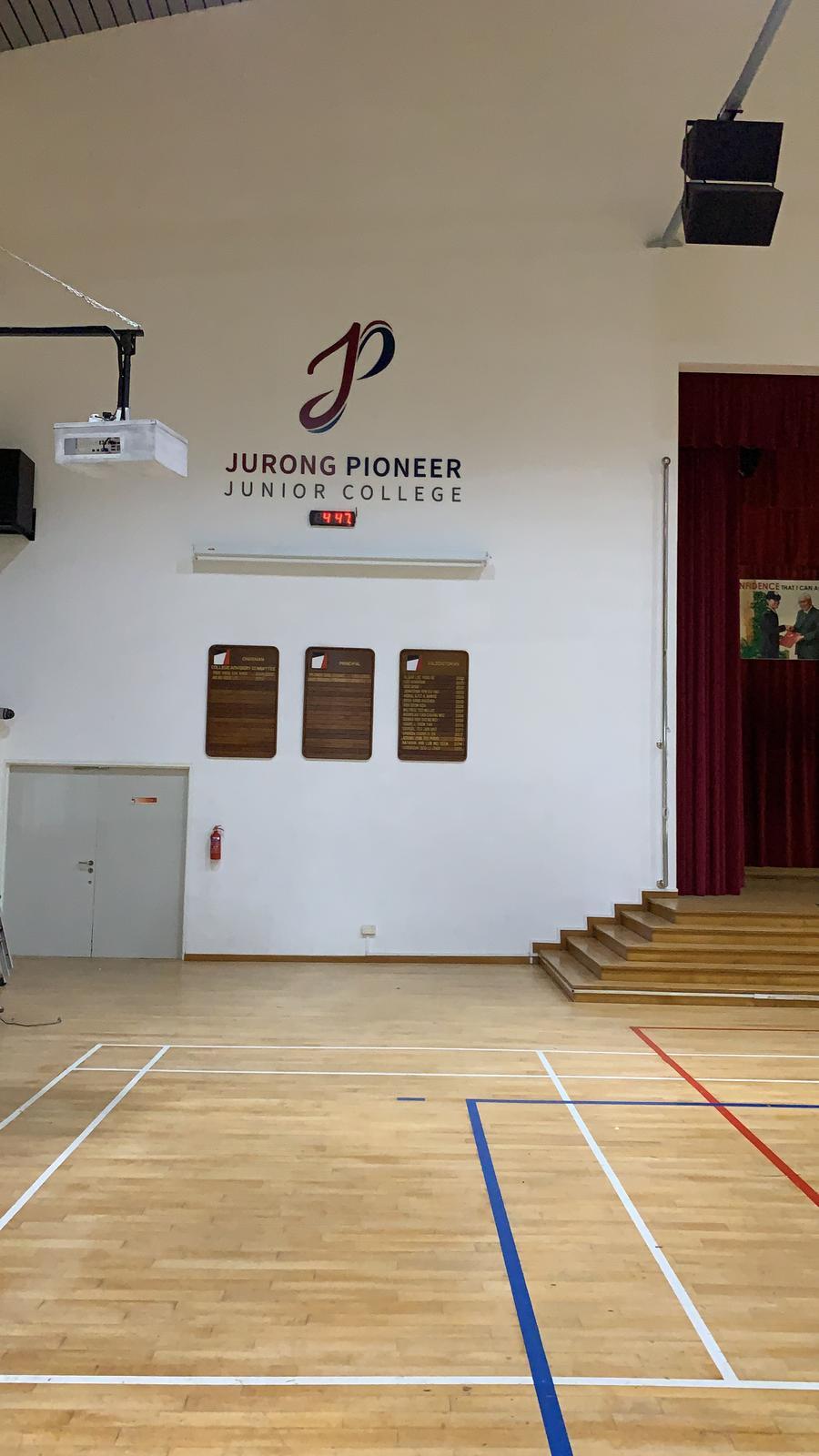 JURONG PIONEER