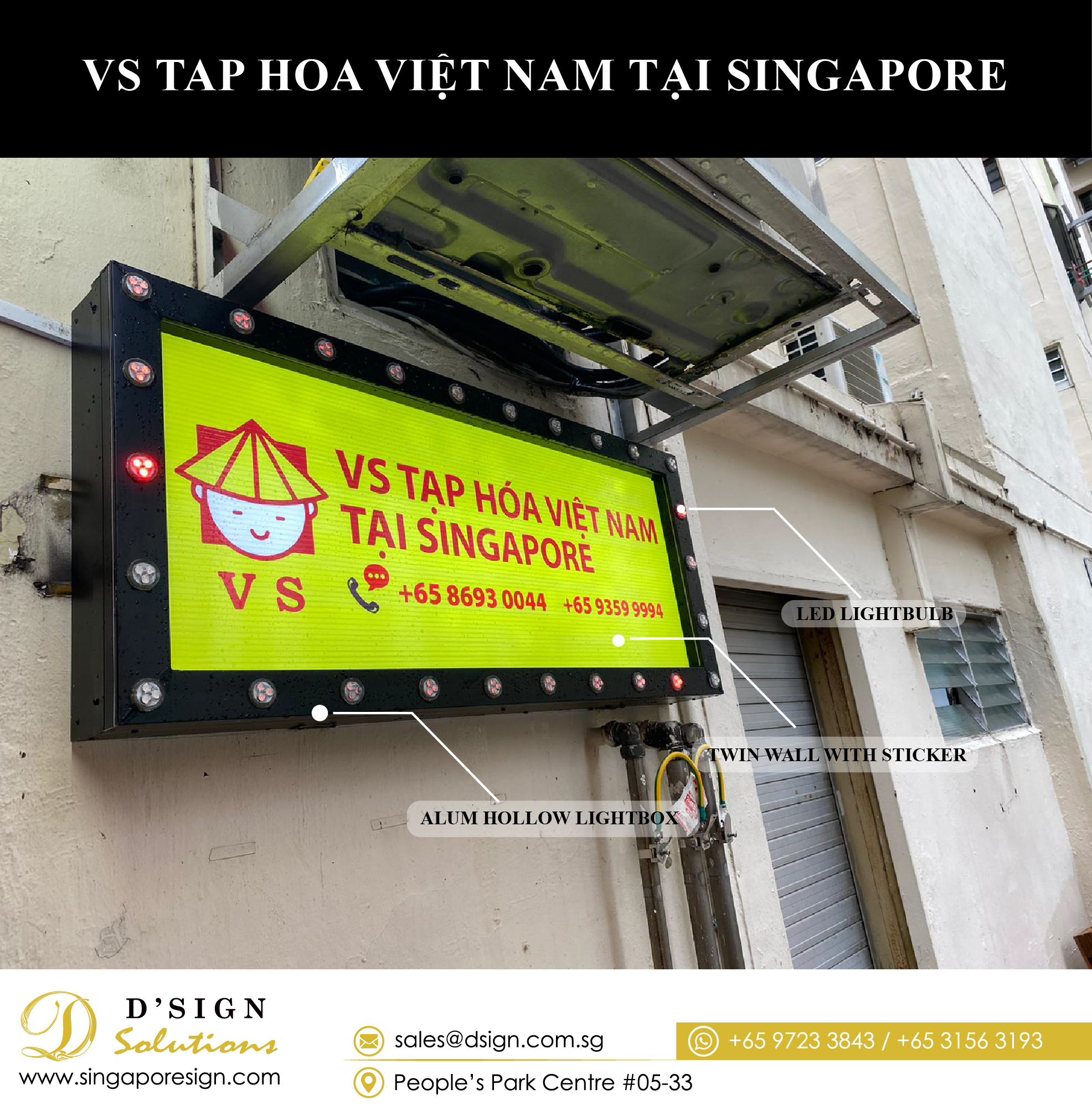 VS TAP HOA VIET NAM TAI SINGAPORE