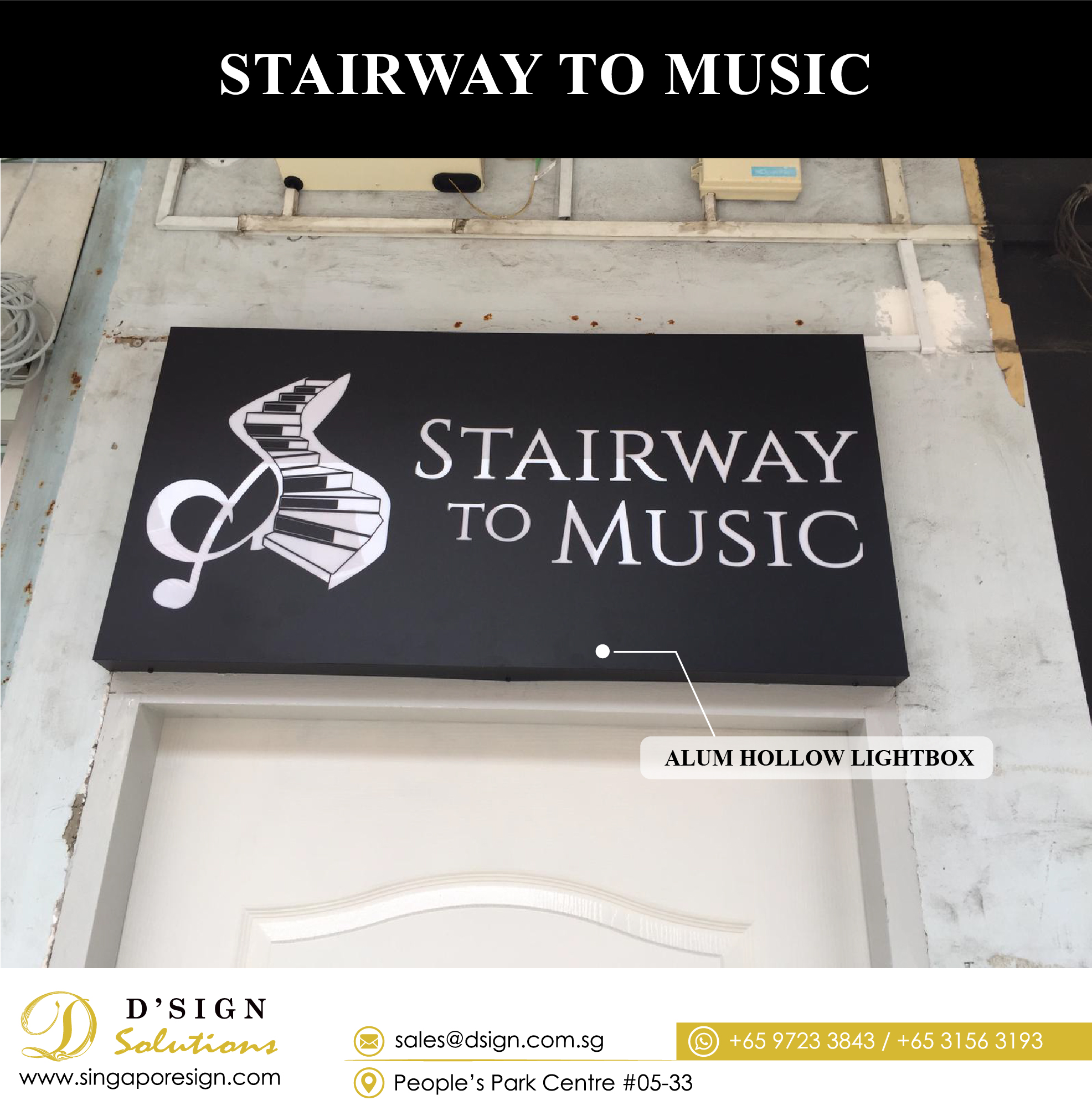 STAIRWAY TO MUSIC