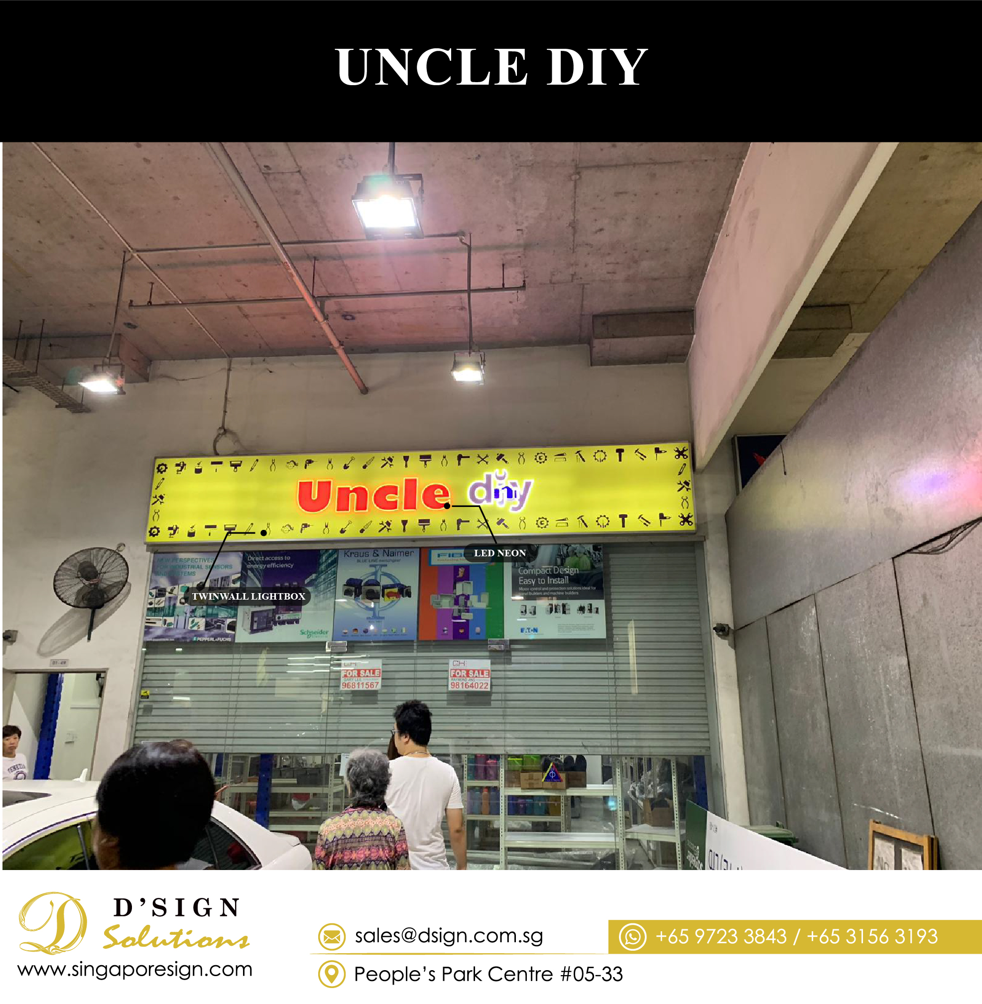 UNCLE DIY